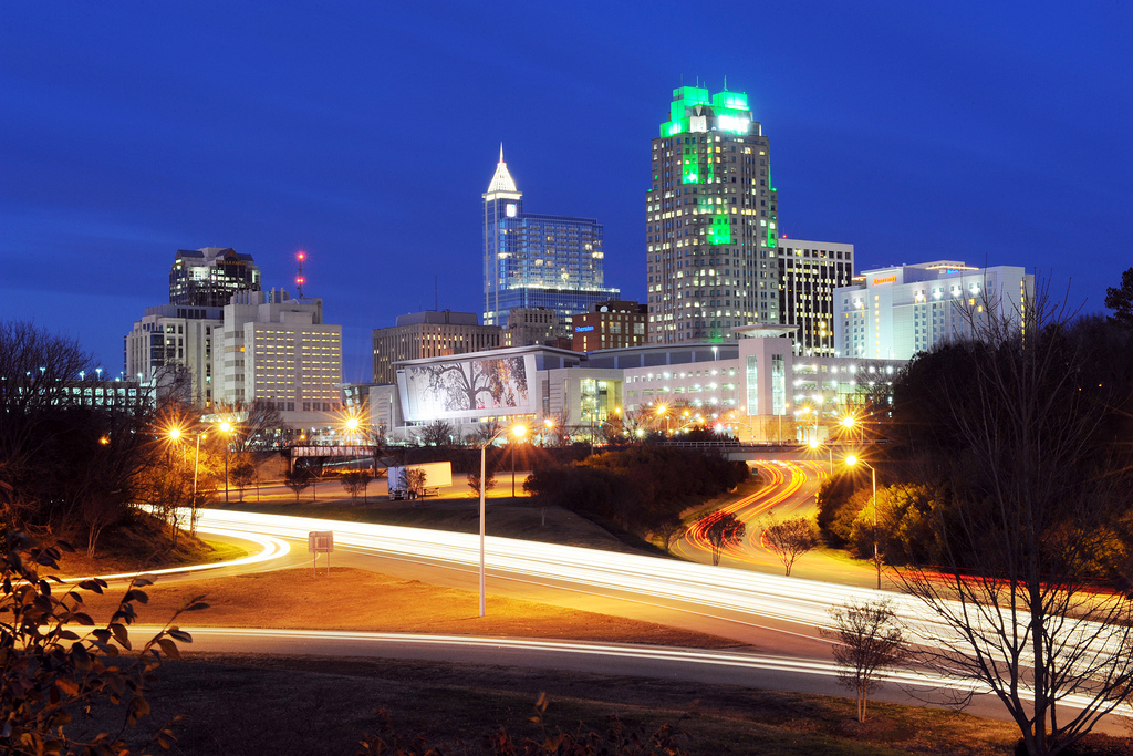 Image for Raleigh's Best Performing City Ranking?