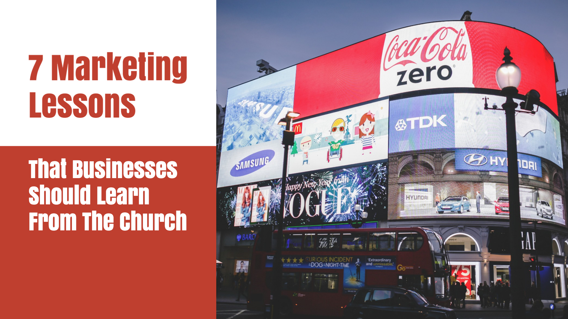 Image for 7 Marketing Lessons That Businesses Should Learn From The Church