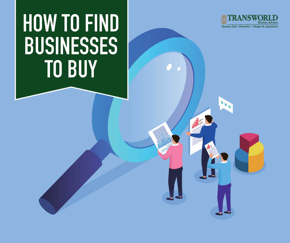 Buying a Business - How to Find Businesses for Sale
