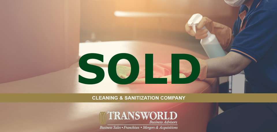 Image for Managing Director, Aaron Fox, of Transworld Business Advisors of North Boston Sells Cleaning Company