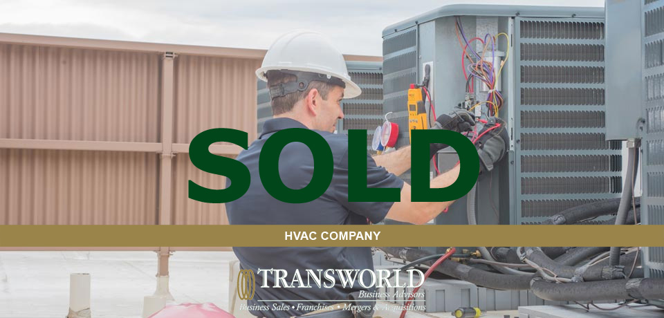 Image for Business Broker, Matthew Plante and President, Jennifer Fox of Transworld Business Advisors of North Boston Collaborate to Sell HVAC Company