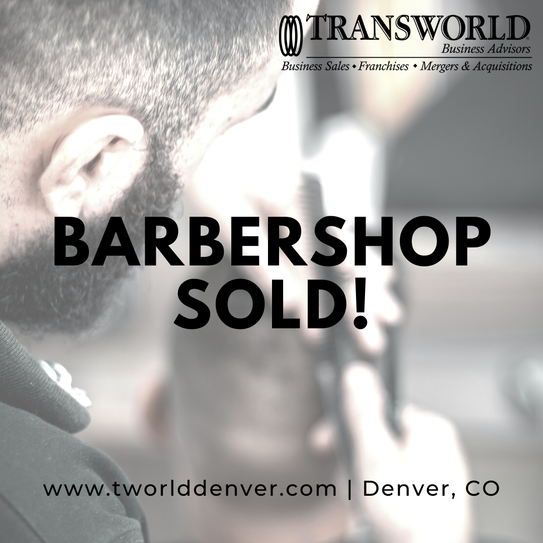 Denver Business Broker Closes on a Barbershop Business in Colorado