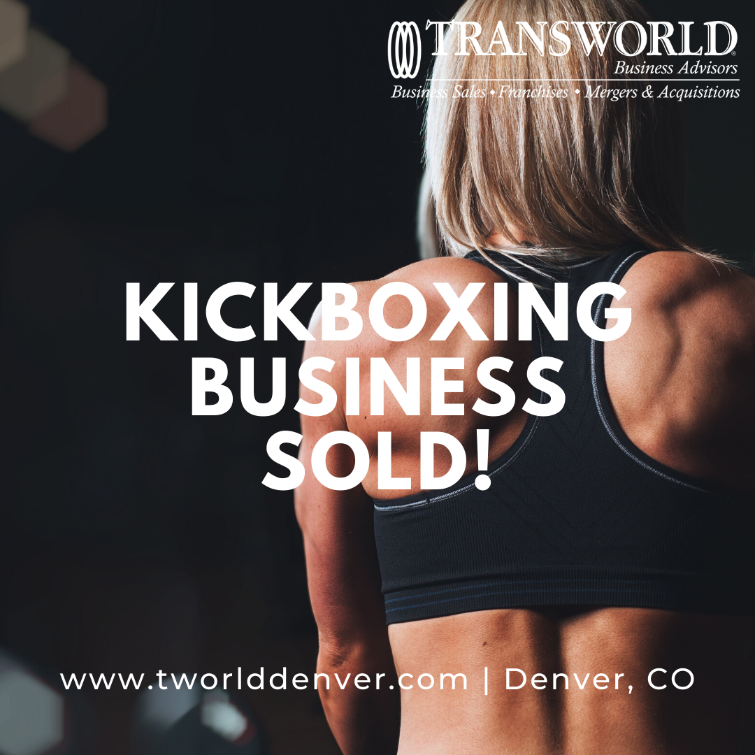 Denver Business Broker, Nathan Willis, with Transworld Business Advisors Sells a Kickboxing Business in Northern Colorado