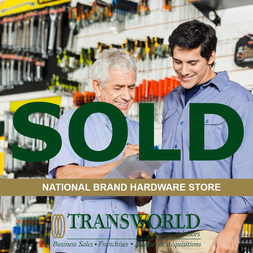 Business Broker, Mark Tremblay Completes the Sale of an ACE Hardware Store