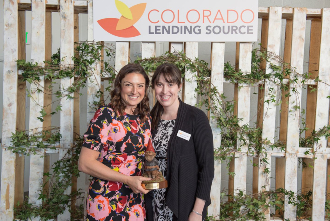 Colorado Lending Source Business Awards Jessica Fialkovich