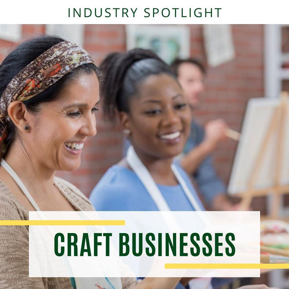 Image for Industry Spotlight: Craft Businesses