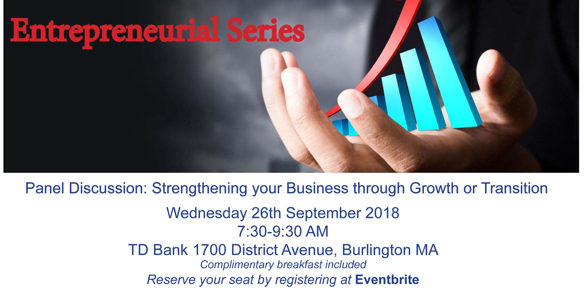Panel Discussion - Strenghtening your Business through Growth or Transition
