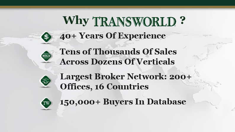 Buying and Selling Businesses with Transworld Cleveland West
